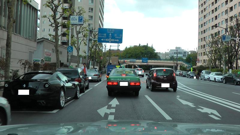 テールランプも真っ黒になってたフェラーリ599の画像です